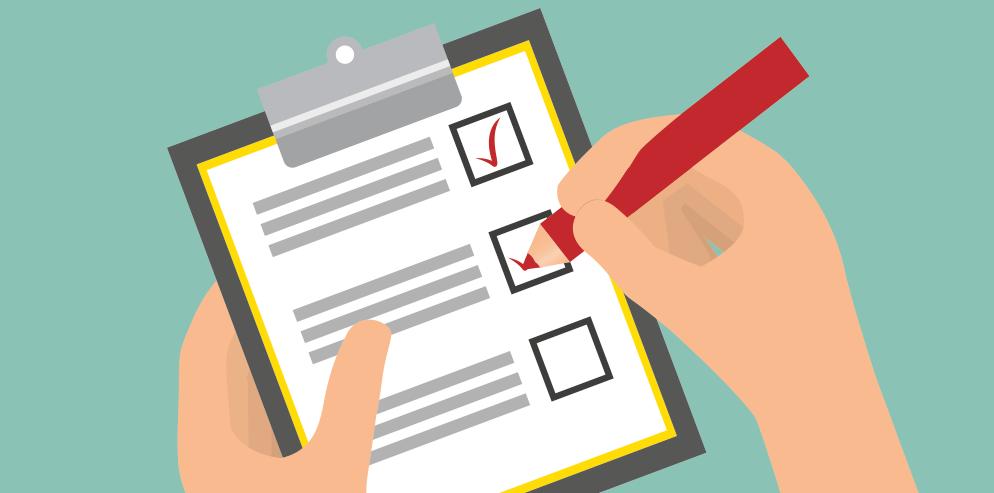 software testing checklist