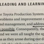 Quality and the Toyota Production Model