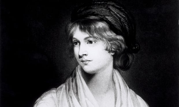 no REST for women - mary wollstonecraft