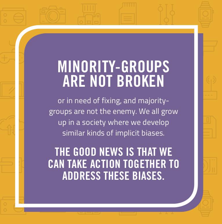 NCWIT MinorityGroupsAreNotBroken